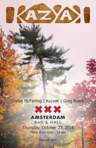 Kazyak amsterdam bar and hall st paul dylan mcfarling greg byers