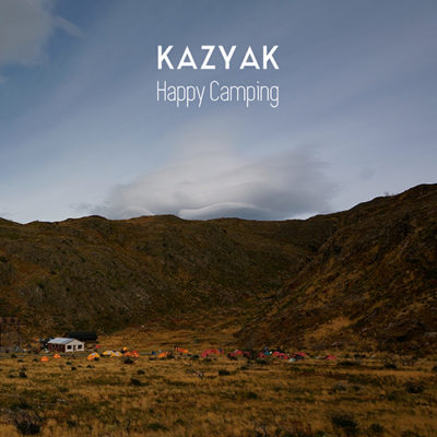 Kazyak Happy Camping Album Cover Minnesota Music